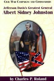 Cover of: Jefferson Davis's greatest general