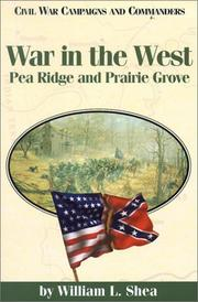 Cover of: War in the west
