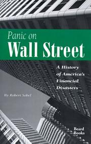 Cover of: Panic on Wall Street