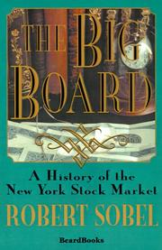 Cover of: The Big Board