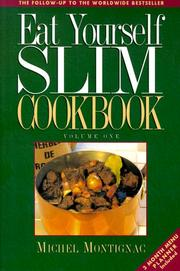 Cover of: Eat yourself slim cookbook
