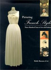 Cover of: Picturing French Style | Jill Berk Jiminez