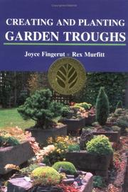 Cover of: Creating and planting garden troughs