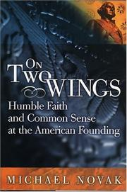 Cover of: On Two Wings | Michael Novak