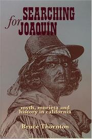 Cover of: Searching for Joaquín