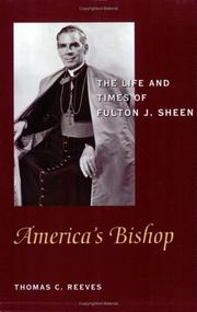 Cover of: America's Bishop | Thomas C. Reeves