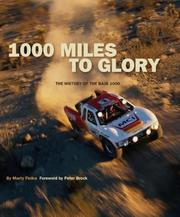 Cover of: 1000 Miles to Glory | Marty Fiolka