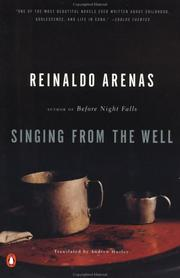 Cover of: Singing from the Well
