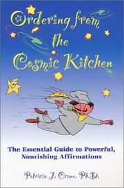 Cover of: Ordering from the Cosmic Kitchen