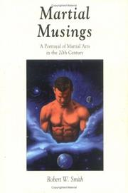 Cover of: Martial Musings | Robert W. Smith