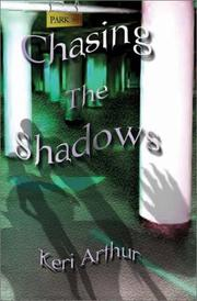Cover of: Chasing the Shadows (Nikki & Michael)