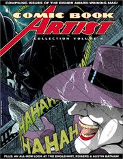 Comic Book Artist Collection, Volume Two