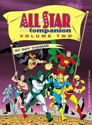Cover of: All-Star Companion, Vol. 2