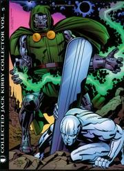 Cover of: Collected Jack Kirby Collector, Vol. 5 (Collected Jack Kirby Collector)