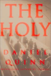 Cover of: The holy