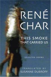 Cover of: This smoke that carried us: selected poems
