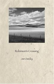Cover of: Robinson's Crossing
