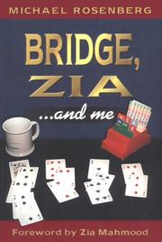 Cover of: Bridge, Zia...and Me