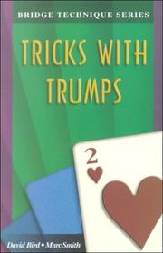 Cover of: Tricks With Trumps (Bridge Technique Series) | David Bird