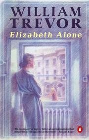 Cover of: Elizabeth alone