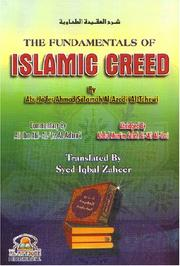 Cover of: The Fundamentals of Islamic Creed | Abu Jafer Ahmad Salamah Al-Azadi Al-Tahawi