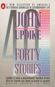 Cover of: Forty Stories