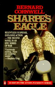 Cover of: Sharpe's Eagle: Richard Sharpe and the Talavera campaign July 1809