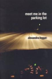 Cover of: Meet Me in the Parking Lot