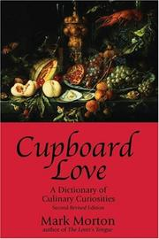 Cover of: Cupboard Love