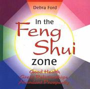 Cover of: In the Feng Shui Zone | Debra Ford