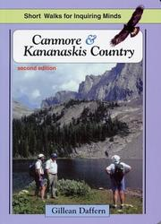 Cover of: Canmore & Kananaskis Country