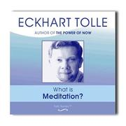 Cover of: What is Meditation?