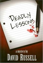 Cover of: Deadly Lessons