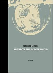 Cover of: Abandon the Old in Tokyo