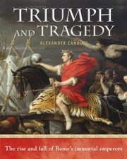 Cover of: Triumph and Tragedy | Alexander Canduci