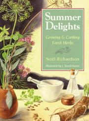 Cover of: Summer Delights