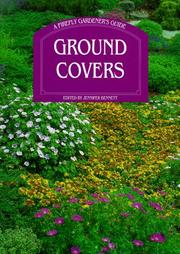 Cover of: Ground Covers (Firefly Gardener's Guide)