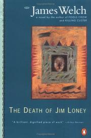 Cover of: The death of Jim Loney