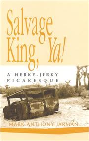 Cover of: Salvage king, ya!