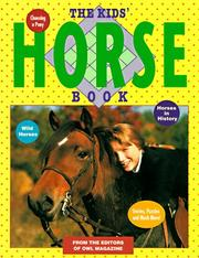 Cover of: The Kids' Horse Book