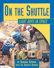 Cover of: On the shuttle