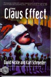 The Claus Effect by David Nickle, Karl Schroeder