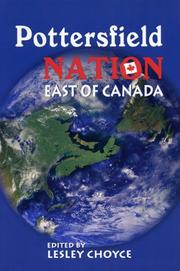 Cover of: Pottersfield Nation: East of Canada