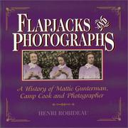 Cover of: Flapjacks and Photographs by Henri Robideau