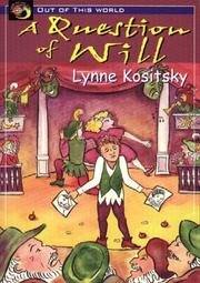 Cover of: A question of Will