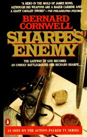 Cover of: Sharpe's enemy: Richard Sharpe and the defense of Portugal, Christmas 1812