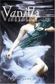 Cover of: Vanilla, and other stories