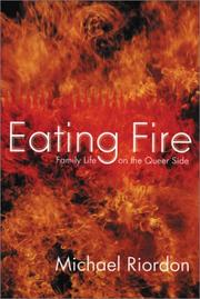 Cover of: Eating fire | Michael Riordon