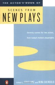 Cover of: The Actor