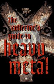 Cover of: The Collector's Guide to Heavy Metal